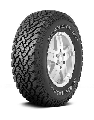 General Tire Grabber All Terrain